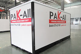 Pak-All Storage Containers