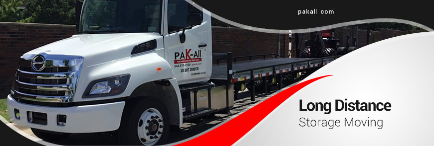 Long Distance Storage Container Moving Service in Tulsa, OK